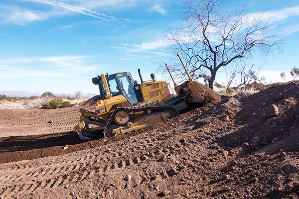 CAT D6N dozer Arizona