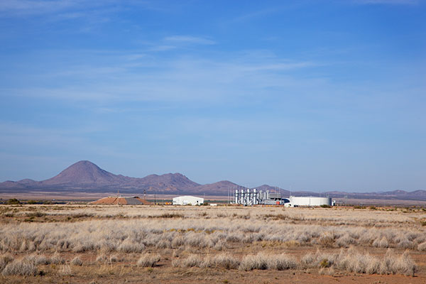 Pyramid Generating Station, Tri-State G & T