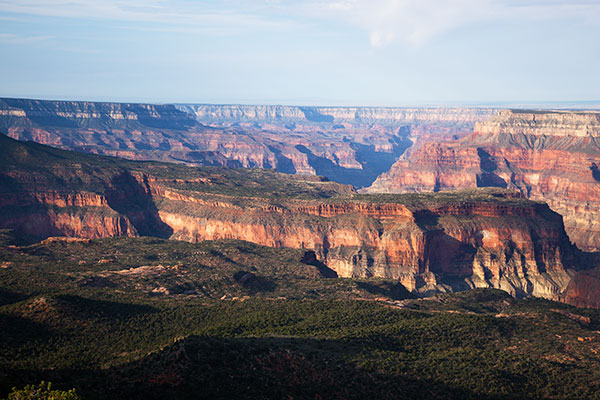 Crazy Jug Point, North Rim, Grand Canyon National Park, Arizona