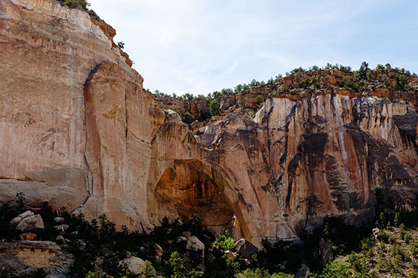 La Ventana Natural Arch, El Malpais National Conservation Area