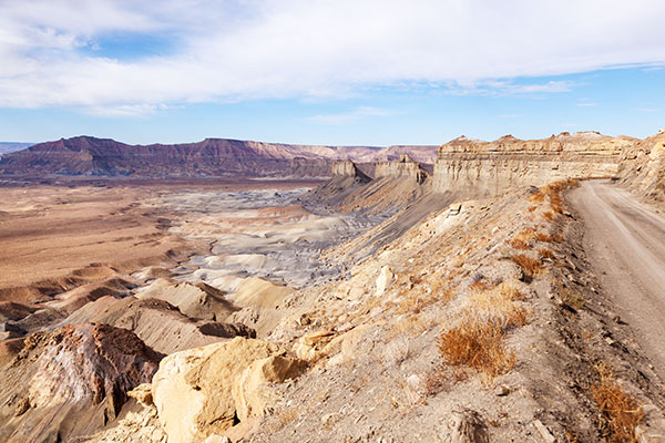 From Kelly Grade along Smoky Mountain  Road, Grand Staircase - Escalante National Monument, Utah